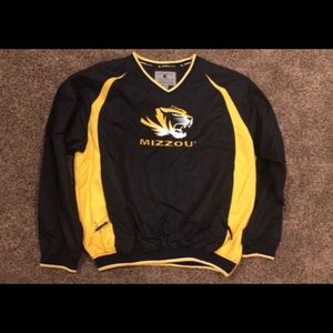NWT Men's College Sports Pullovers